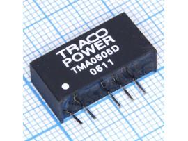 TMA0505D PBF (5V DC>2х5V DC/100 mA) Преобр. напряжения