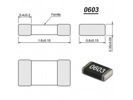 B82496-C 18 нГн Дросс.(0603)