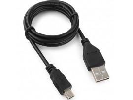 Шнур USB=mini USB 1,8 м