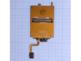 SAM X450 шлейф с коннектором