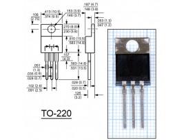 BT139-800E(16A) Тиристор