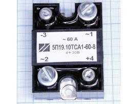 Реле 5П19.10ТСА1-60-8 твердотельное