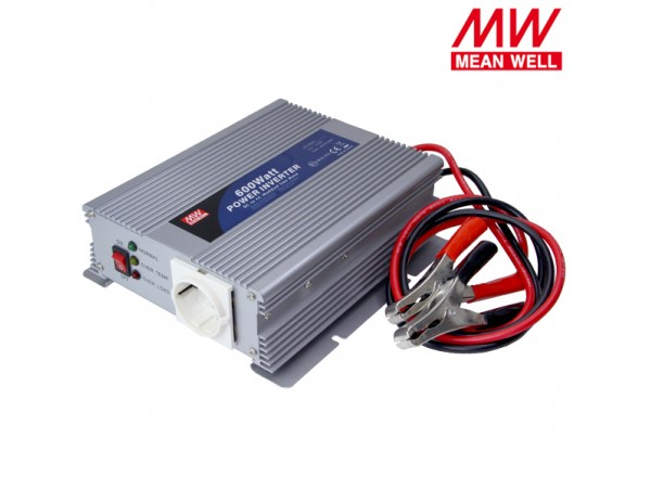 A301-600-F3 Преобразователь напр.12V>~230V/50Гц/600W