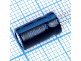 Конд.100/35V 0612 105°C