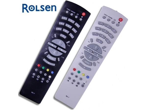 ПДУ ROLSEN RC-7+DVD