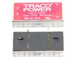 TEN10-1212 (9V-18V>12V/0,83A) Преобразователь напр.