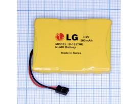 Аккумулятор 3,6V/500mAh LG B-1857HE