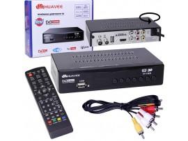 HUAVEE T3000C ресивер эфирный DVB-T2/C