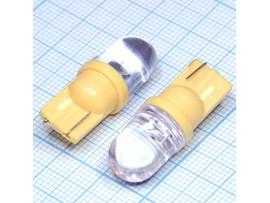 T10 1yellow 10mm 15° LED bulbs лампа