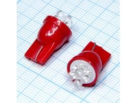 T11 4red 3mm LED bulbs лампа