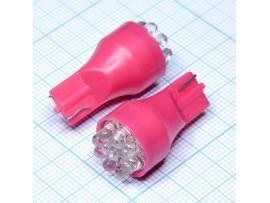 T15 9red 3mm LED bulbs лампа