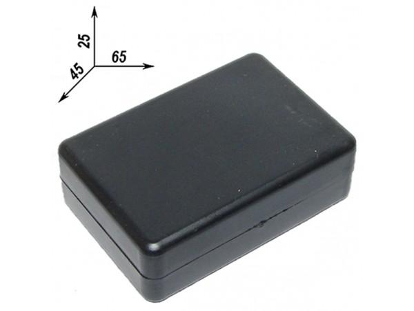 BOX-KA08 65х45х22 чёрный Корпус