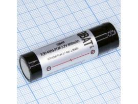 Аккумулятор 3,7V/800 14500 (d=14;L=50) SOSHINE