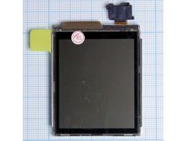 Nokia 6600 дисплей цветной, в рамке LCD