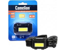 Фонарь налобный Camelion LED5355 1LED