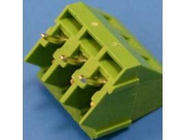 TB-03BL клеммник 3к шаг 5мм на плату
