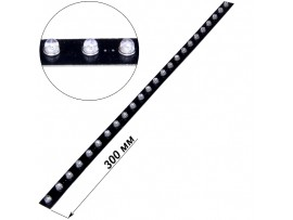 FSUD-036URC-12v Линейка светодиодная 12В (red) 36шт