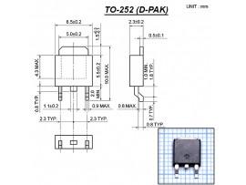 BT136S-600D Тиристор