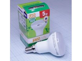 Лампа 220V 5W E14 R50 4000К св/д jazzway