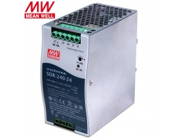 БП 24V10A на DIN рейку SDR-240-24 Блок питания