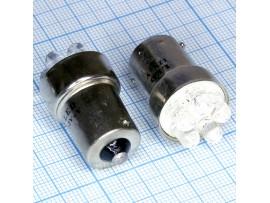 G18 BA15S 5yellow LED лампа