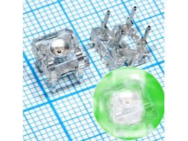 LED BL-FG33F1 зел. 200mCd 7.6х7.6
