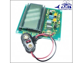 NS312 Цифровой термометр с ЖК дисплеем МастерКит