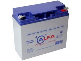 Аккумулятор 12V/18Ah FB[L]18-12 (180х165х76)