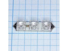 3 LED bulbs D-111G (J)  лампа