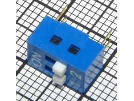 SWD1-2 переключатель DIP