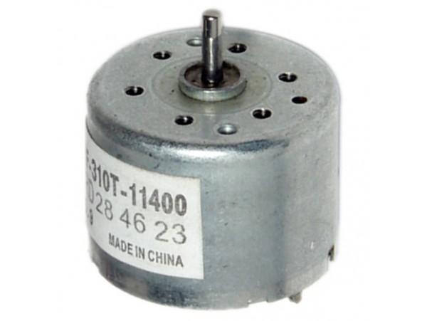 МОТ 5,9V RF-310T-11400 d=24: h=17 вал=7