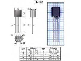 Z0607MA Тирист. 600V/0,8A