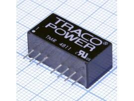 TMR 4811 PBF (36-75V DC>5V DC/400 mA) Преобр.напряжения