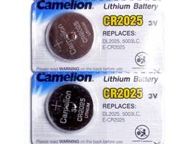 CR2025 Батарея 3V Camelion