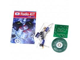 RS125 Полицейская сирена Радио Кит