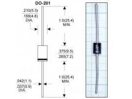 1,5KE43A диод защитный