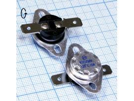 KSD-F01-120 120°C/250V/10A Термостат биметаллический