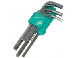 HW-129 набор шестигранных ключей