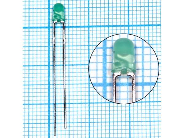 LED d=3 L-7104GD-12V