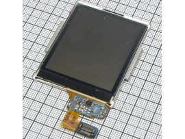 Nokia 6680 дисплей N70/N72 цветной, в рамке LCD