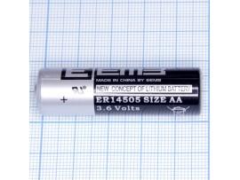 ER14505 батарея 3,6V [AA] без  выводов EEMB