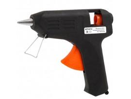 Пистолет клеевой EGG-80, d=11мм, с подставкой, 80