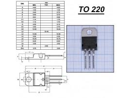 7920CV (-20V;1A)   TO-220