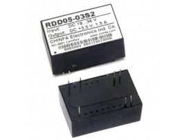RDD05-03S2 PBF (18V-36VDC>3V DC/1500mA) Преобр.напр.