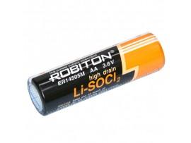 ER14505M батарея 3,6V [AA] без выводов