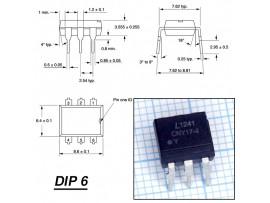CNY17(F)-4 PBF Оптопара