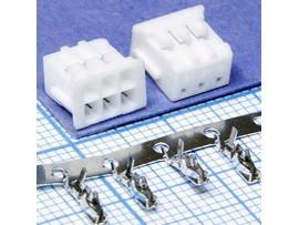MDC-6F (HB-2x03) 2,00 розетка 6к.(2х3) на кабель