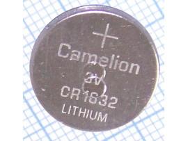 CR1632 Батарея 3V Camelion