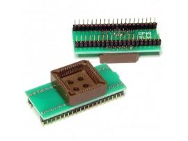 DIP40-PLCC44 адаптер MCS51