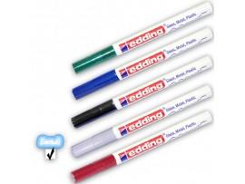 E780 белый 0,8мм Маркер д/печатных плат Edding